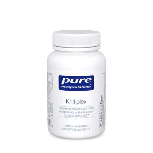 Krill-plex 120sg by Pure Encapsulations