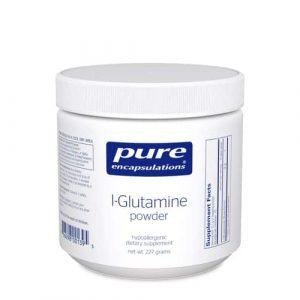 L-Glutamine Powder 227g by Pure Encapsulations