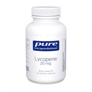 Lycopene 20mg 120sg by Pure Encapsulations