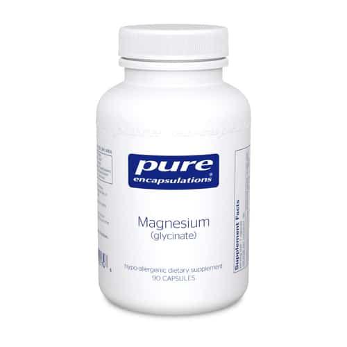 Magnesium (Glycinate) 90c by Pure Encapsulations