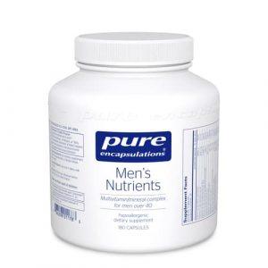 Men's Nutrients [40+] 180c by Pure Encapsulations