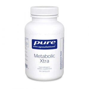 Metabolic Xtra 90c by Pure Encapsulations