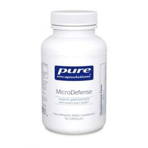 MicroDefense w/ Oregano 90c by Pure Encapsulations