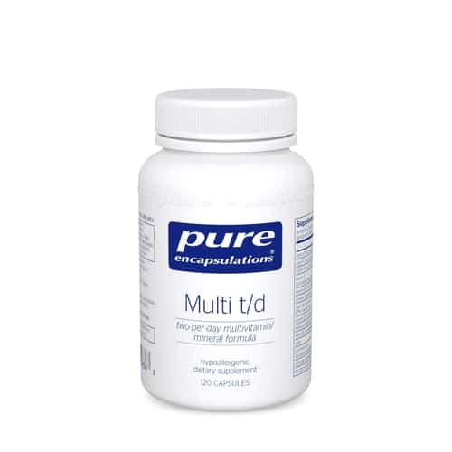 Multi T/D 120c by Pure Encapsulations