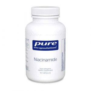 Niacinamide 90c by Pure Encapsulations