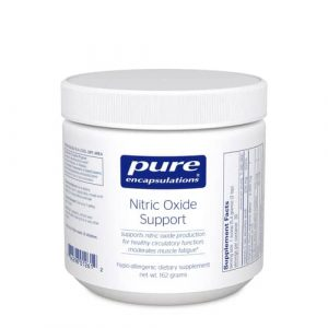 Nitric Oxide Support 162g by Pure Encapsulations