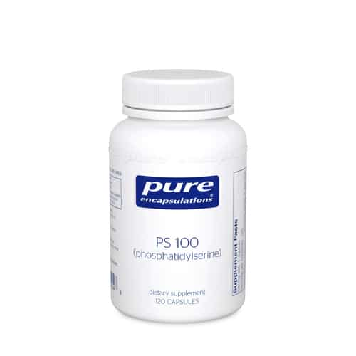 PS 100 (phosphatidylserine) 120c by Pure Encapsulations