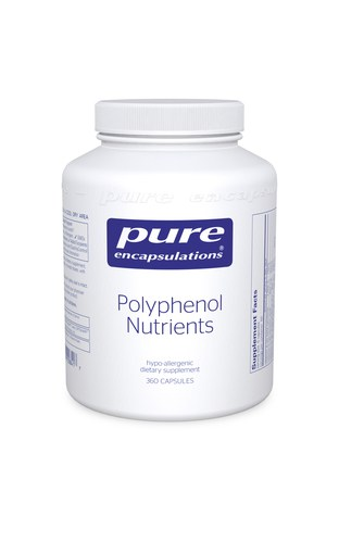 Polyphenol Nutrients 360c by Pure Encapsulations