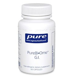 PureBi-Ome G.I. 60 caps by Pure Encapsulations