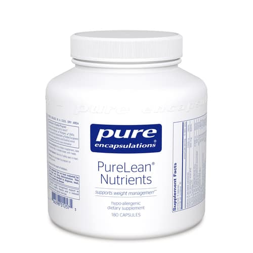 PureLean Nutrients w/ Metafolin 180c by Pure Encapsulations