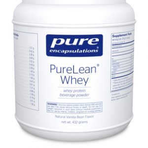 PureLean Whey 432g by Pure Encapsulations