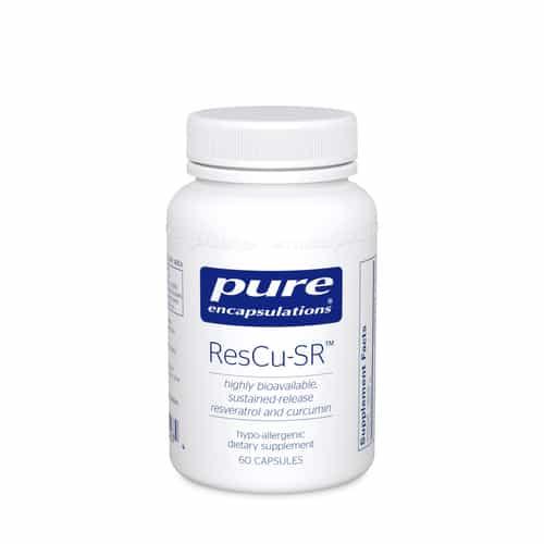 ResCu-SR 60c by Pure Encapsulations