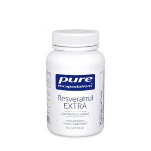 Resveratrol Extra 60c by Pure Encapsulations