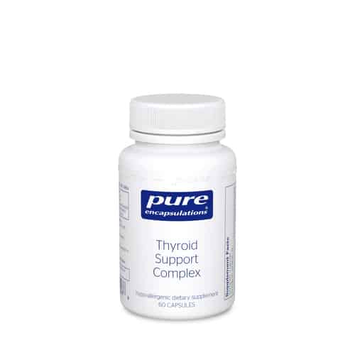 Thyroid Support Complex 60caps by Pure Encapsulations