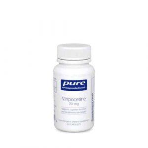 Vinpocetine 20mg 60c by Pure Encapsulations