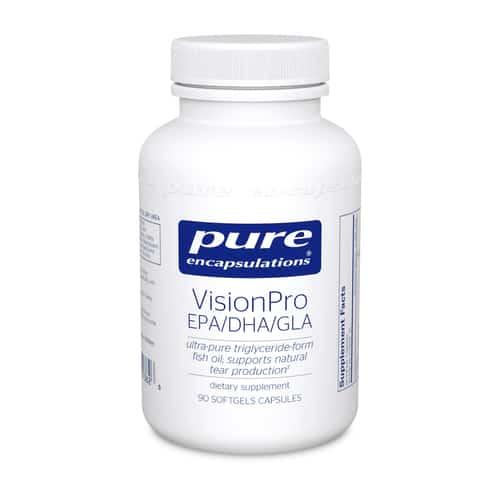VisionPro EPA/DHA/GLA 90c by Pure Encapsulations