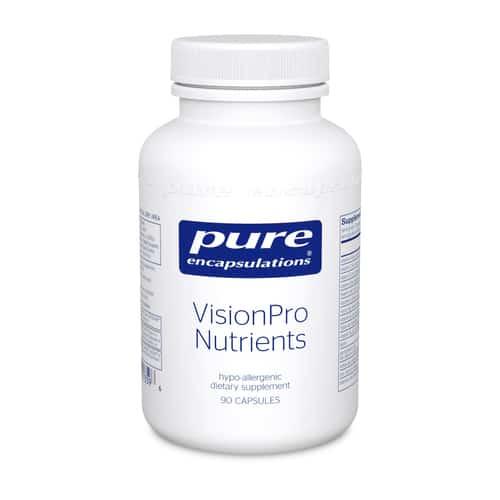 VisionPro Nutrients 90c by Pure Encapsulations