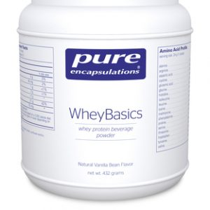 WheyBasics 432g by Pure Encapsulations