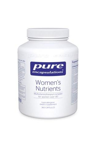 Women's Nutrients [40+] 360c by Pure Encapsulations