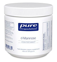 d-Mannose Powder 100g by Pure Encapsulations