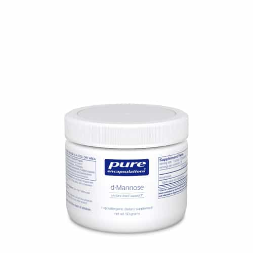 d-Mannose Powder 50g by Pure Encapsulations