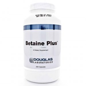 Betaine Plus 250c By Douglas Labs