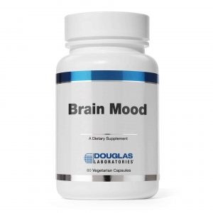 Brain Mood 60vcaps By Douglas Labs