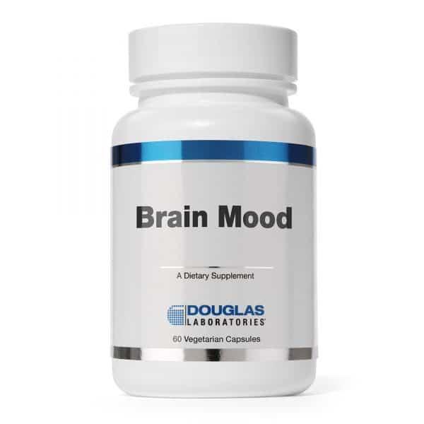 Brain Mood 60vcaps By Douglas Labs