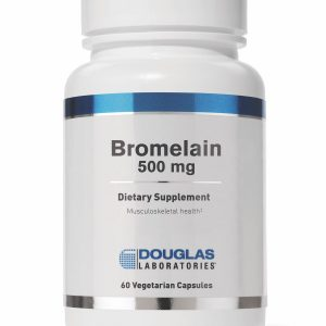 Bromelain 500mg 60vcaps By Douglas Labs