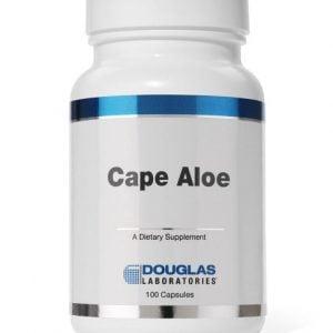 Cape Aloe 100vcaps By Douglas Labs