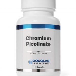 Chromium Picolinate 250mcg 100caps By Douglas Labs