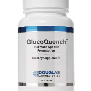 Glucoquench 120caps By Douglas Labs