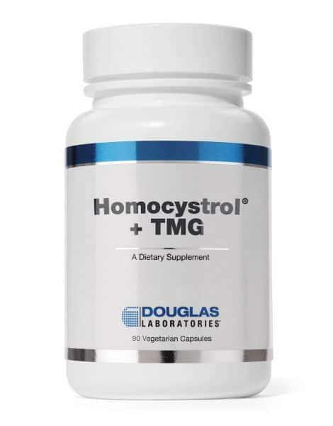Homocystrol + Tmg 90vcaps By Douglas Labs