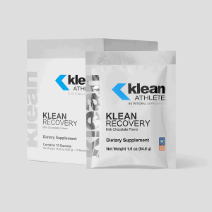 Klean Recovery Milk Chocolate Flavor 10 Sachets By Douglas Labs