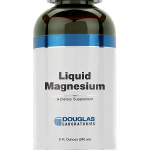 Liquid Magnesium 240ml By Douglas Labs