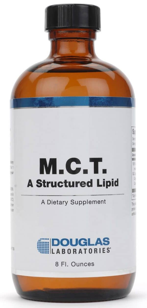 M.c.t. Liquid 8oz By Douglas Labs