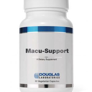 Macu Support By 90vcaps By Douglas Labs