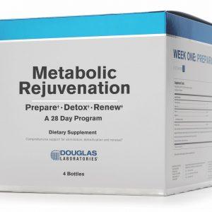 Metabolic Rejuvenation 28 Day Program By Douglas Labs