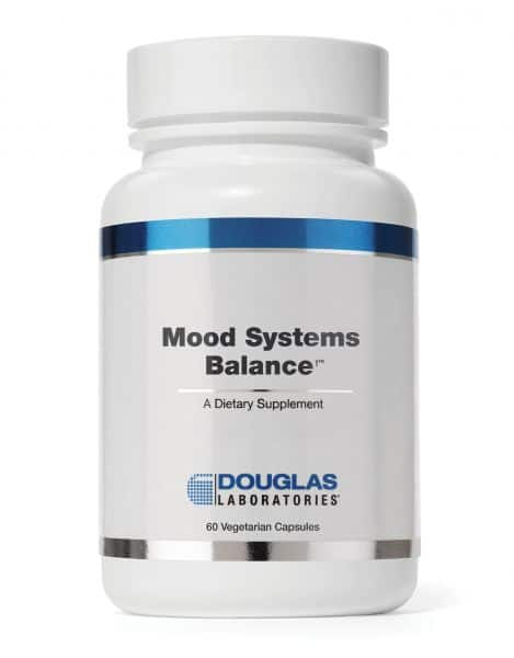 Mood Systems Balance 60vcaps By Douglas Labs