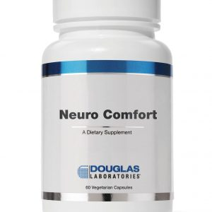 Neuro Comfort 60vcaps By Douglas Labs