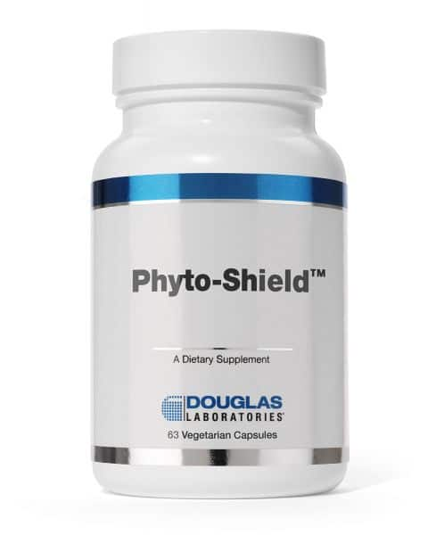 Phyto Shield 63vcaps By Douglas Labs