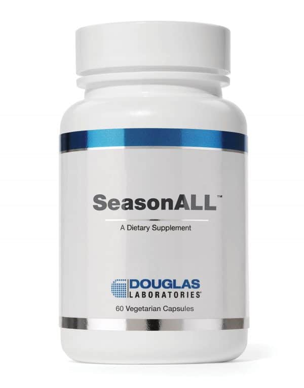 Seasonall Capsules 60vcaps By Douglas Labs