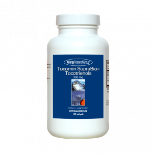 Tocomin Suprabio Tocotrienols 200mg 120sgels By Allergy Research Group