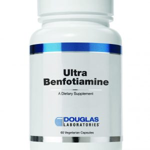 Ultra Benfotiamine 60vcaps By Douglas Labs