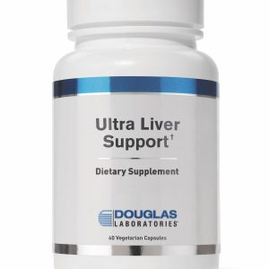 Ultra Liver Support 60vcaps By Douglas Labs