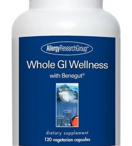 Whole Gi Wellness 120vcaps By Allergy Research Group