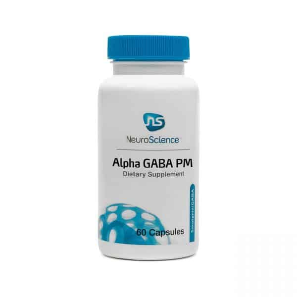 alpha gaba pm 60 caps by neuroscience