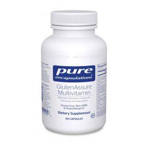 Glutenassure Multivitamin 90c By Pure Encapsulations