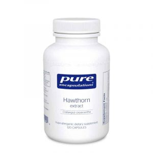 Hawthorn Extract 120c By Pure Encapsulations