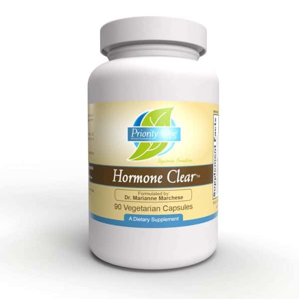 hormone clear 90 vcaps by priority one